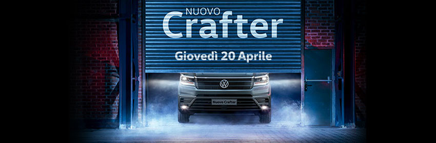 Nuovo Crafter